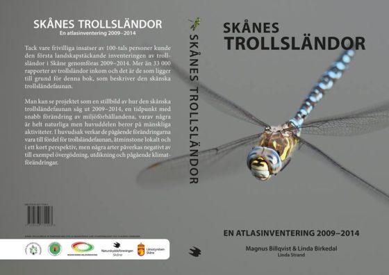 Info om boken Skånes Trollsländor här