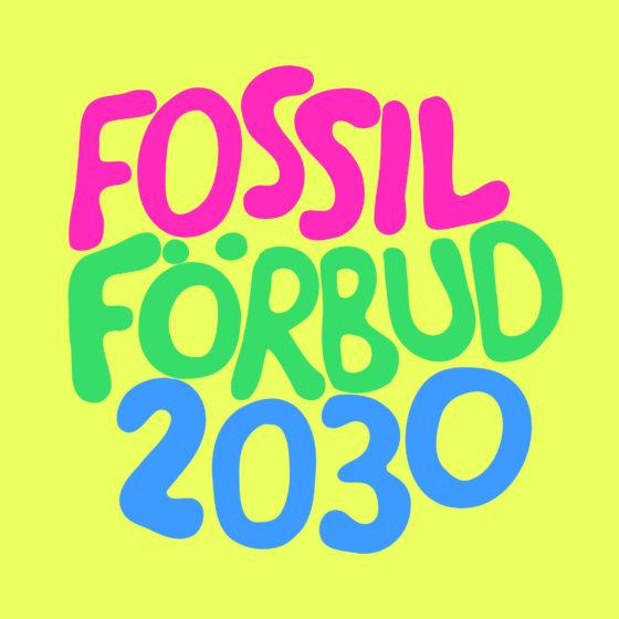 Fossilförbud 2030